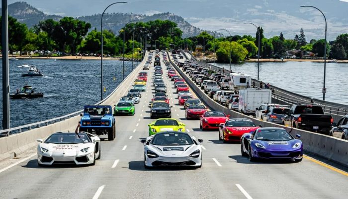 2019 Okanagan Dream Rally - August Family Foundation